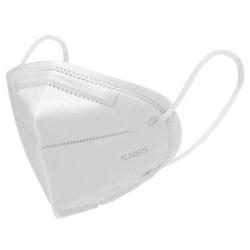 Masques KN95 FFP2 4 couches par 10 pcs