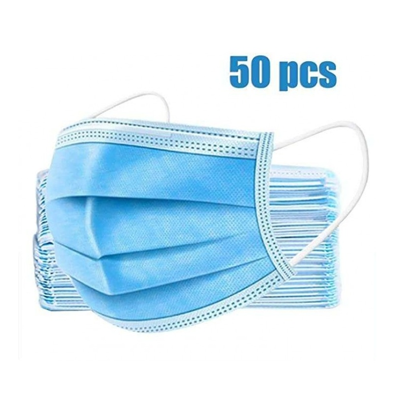 Masques non médical 3 couches de première qualité Frais de port inclus